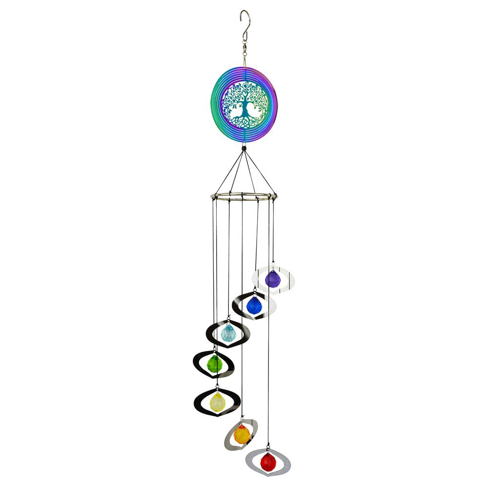 Source Advantage Tree of Life Chakra Spiral Tunes