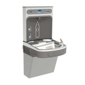 Elkay EZH2O Bottle Filling Station with Single ADA Drinking Fountain by Elkay