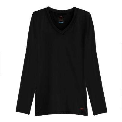 X-Large Women's Recovery Long Sleeve V-Neck