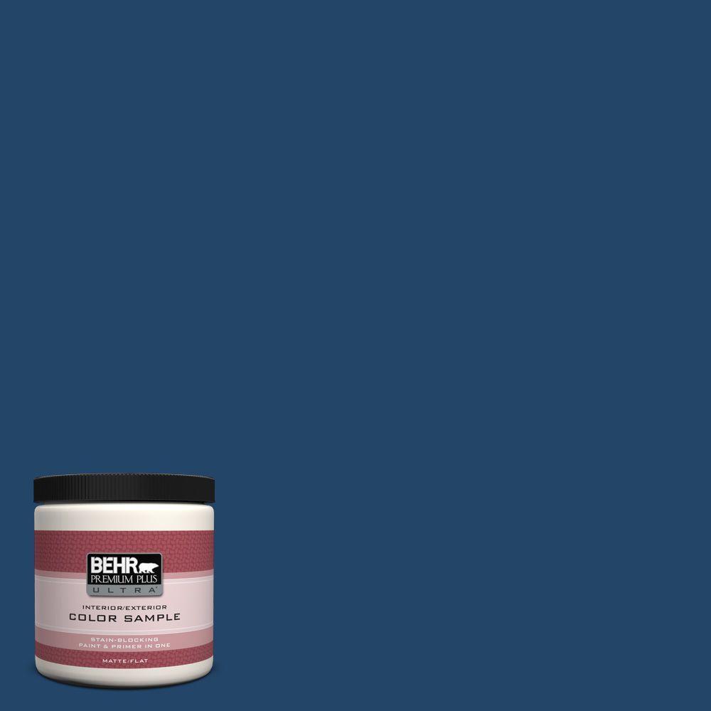 8 oz. #PPF-57 Lake View Interior/Exterior Paint Sample