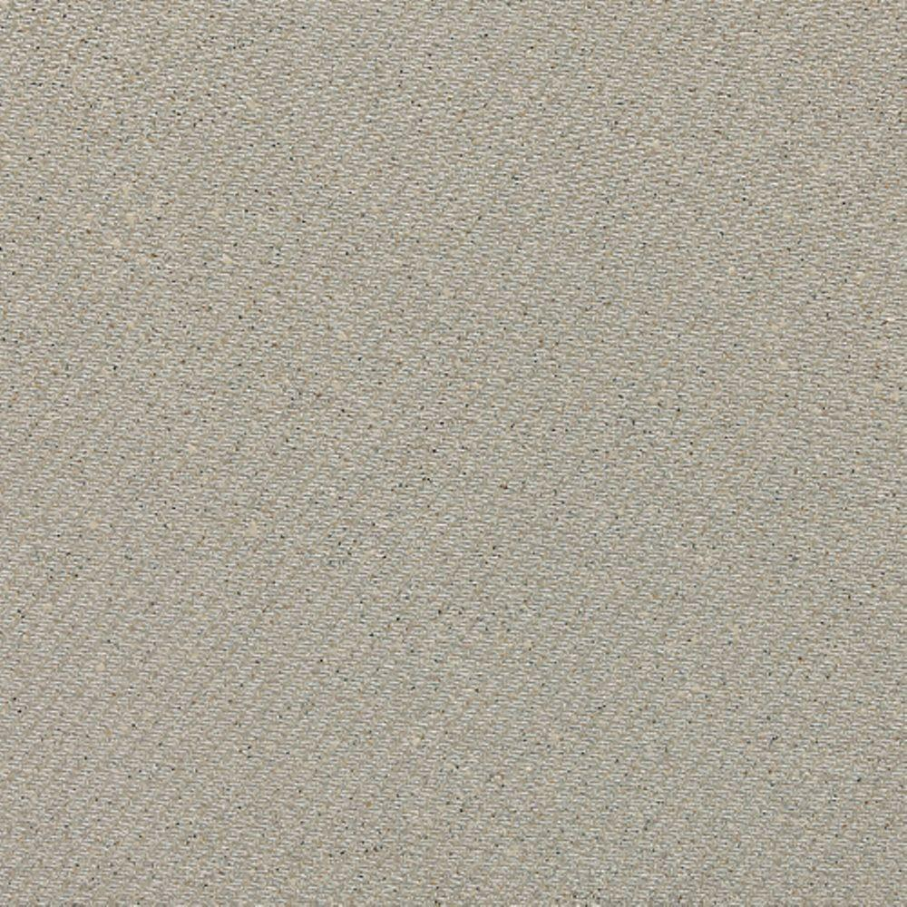 Daltile Identity Cashmere Gray Fabric 18 in. x 18 in. Polished Porcelain Floor and Wall Tile (13.07 sq. ft. / case)-DISCONTINUED
