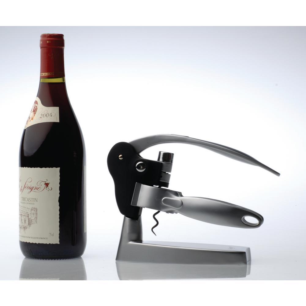 Orion 3-Piece Zinc and Carbon Steel Wine Opener