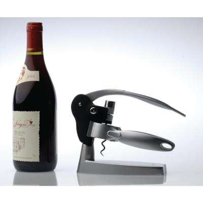 Orion 3-Piece Zinc and Carbon Steel Wine Opener