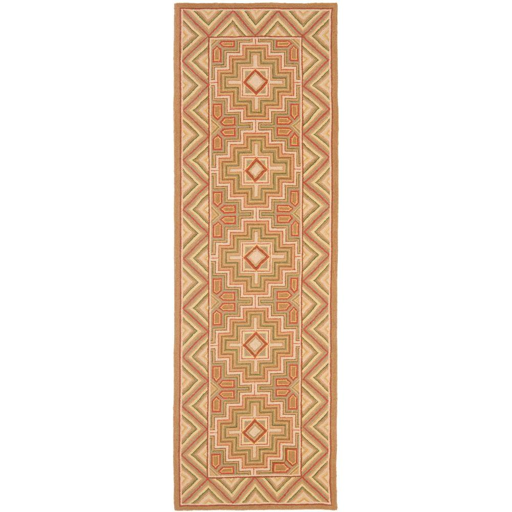 Chelsea Beige 2 ft. 6 in. x 8 ft. Rug Runner