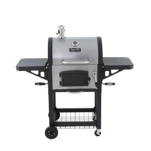 Dyna-Glo Heavy-Duty Stainless Charcoal Grill by Dyna-Glo