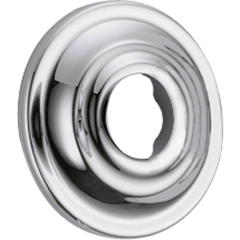 2-3/8 in. Cassidy Shower Arm Flange in Chrome