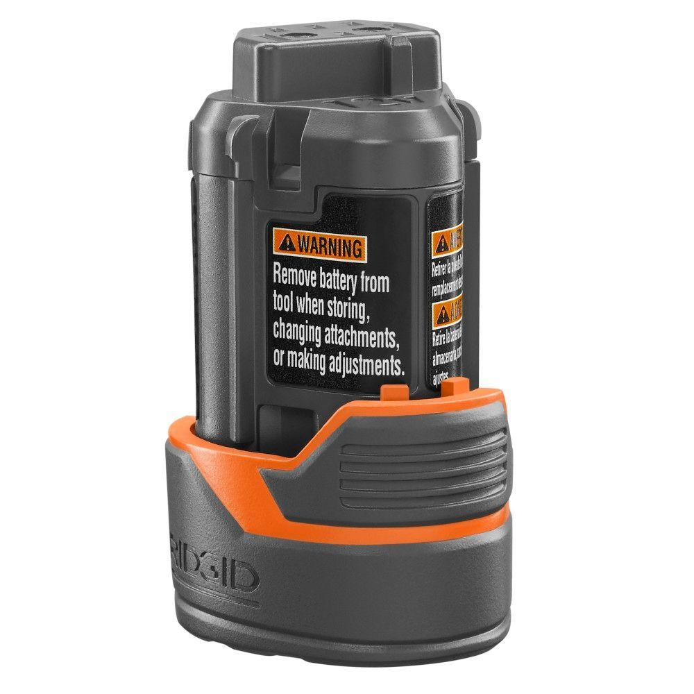 RIDGID 12-Volt Hyper Lithium-Ion Battery