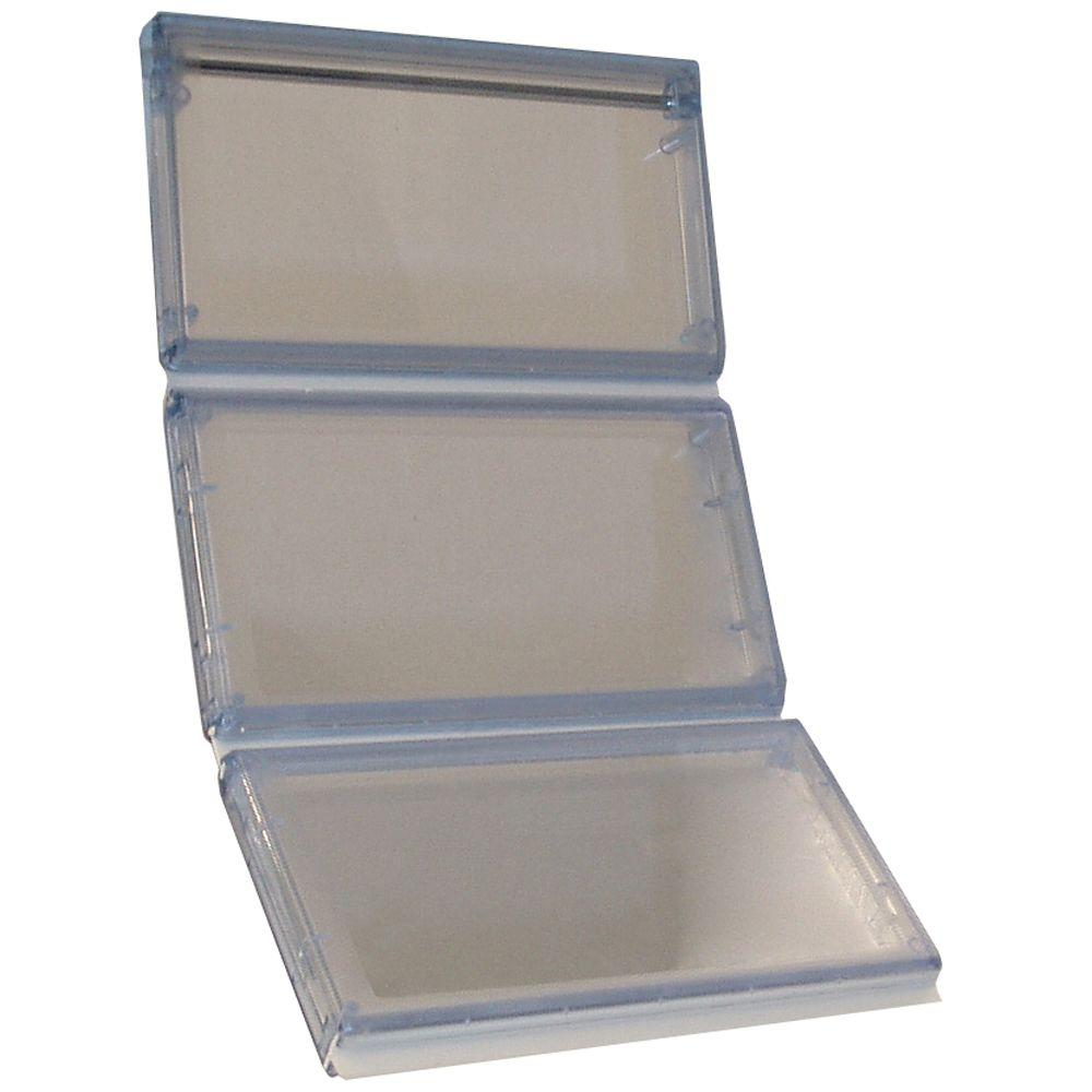 Ideal Pet 6.63 in. x 11.25 in. Medium Replacement Flap for AirSeal, Draft Stopper, VIP and VPP Pet Doors