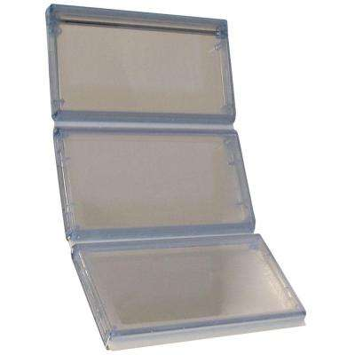 6.63 in. x 11.25 in. Medium Replacement Flap for AirSeal, Draft Stopper, VIP and VPP Pet Doors