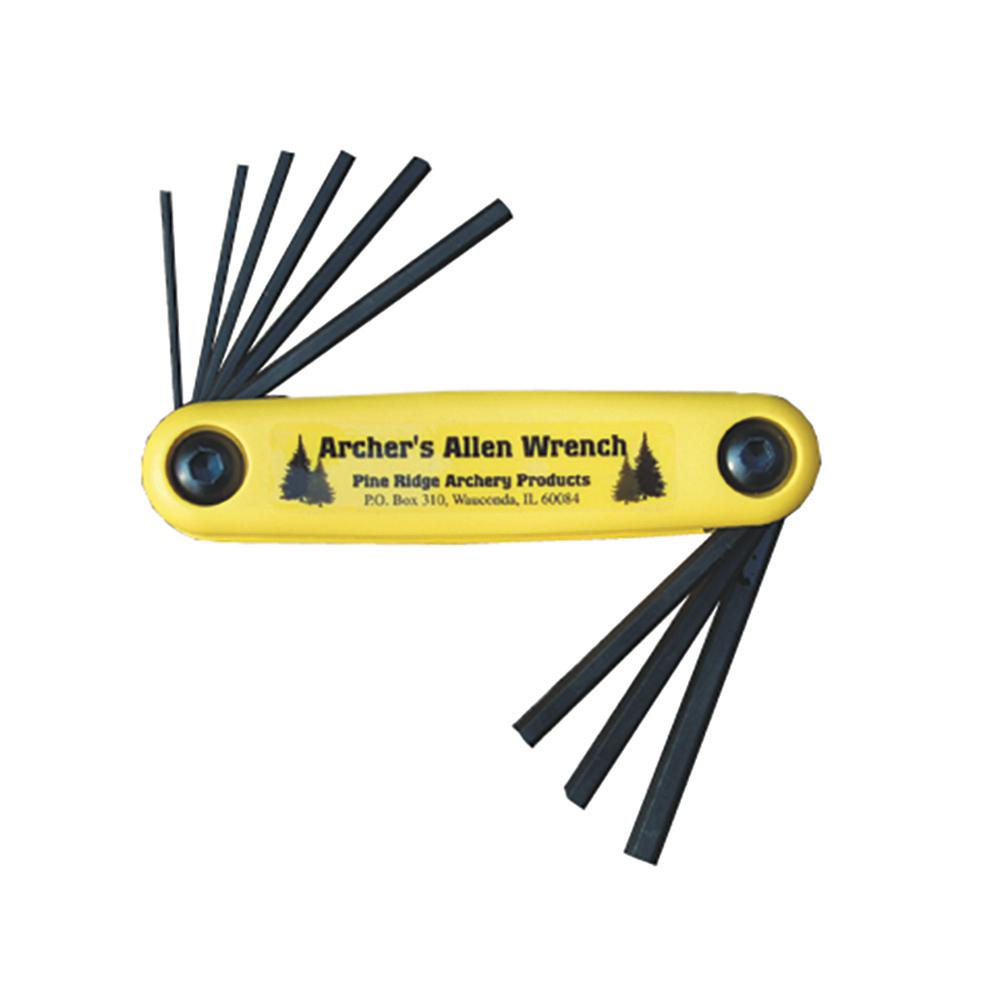 Pine Ridge Allen Wrench Set