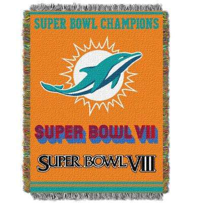 Dolphins Multi-Color Tapestry Commemorative Series
