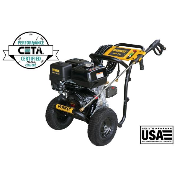 Stanley SHP 2150 PSI Electric Pressure Washer with Spray Gun, Wand