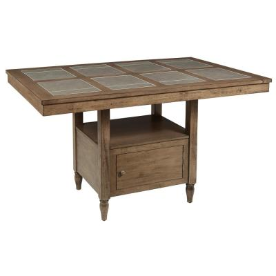 Tile Kitchen Dining Tables Kitchen Dining Room Furniture The Home Depot