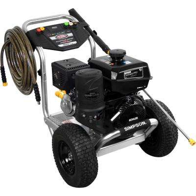 Aluminum Series 4000 PSI 3.3 GPM Gas Pressure Washer Powered by KOHLER