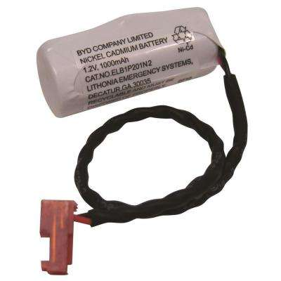 ELB 1P201N 1.2V Ni-Cad Replacement Battery