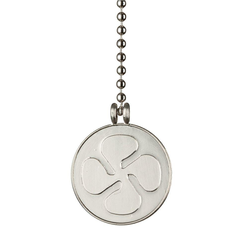 Light Ceiling Fan Icon Pull Chain