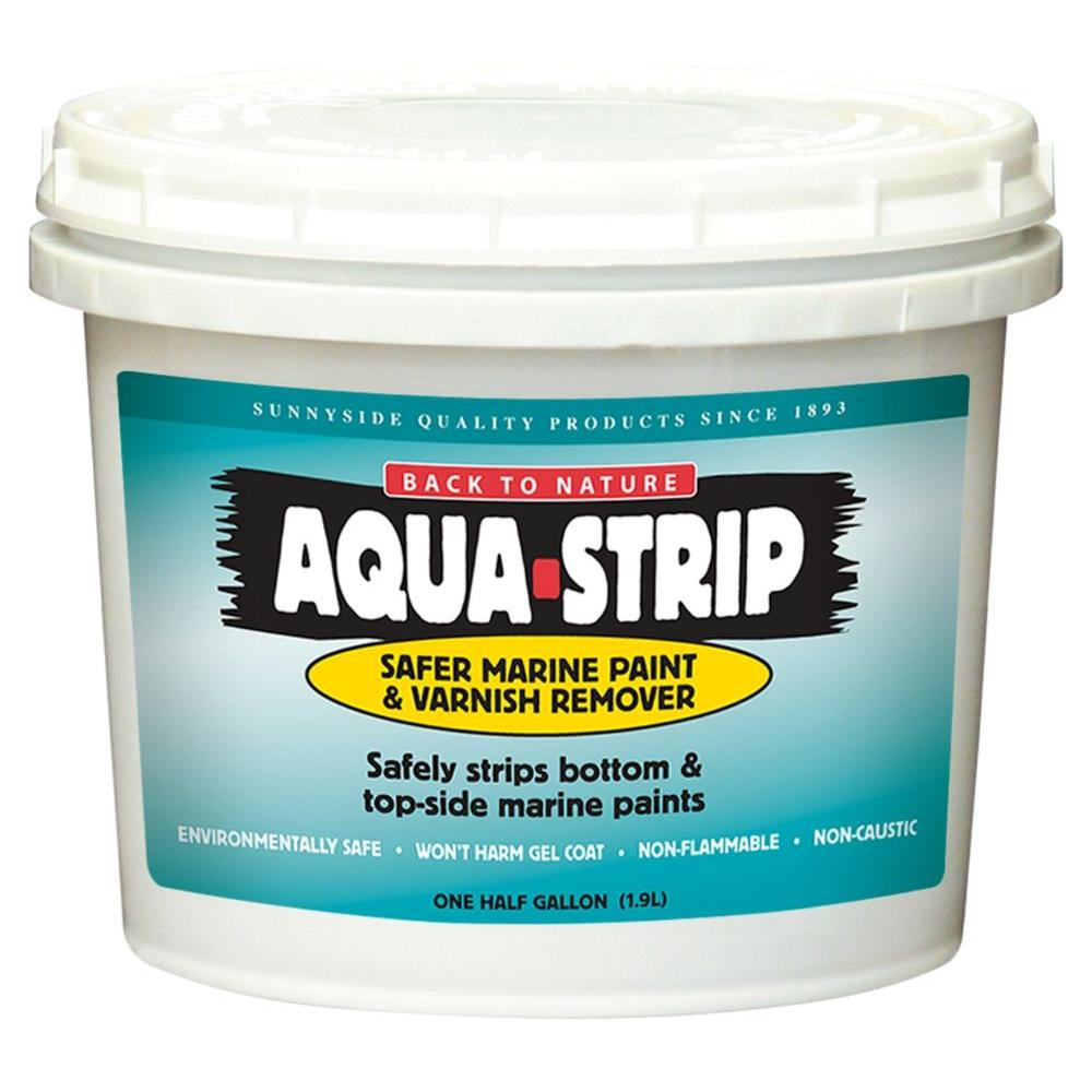 1/2-gal. Marine Paint and Varnish Remover
