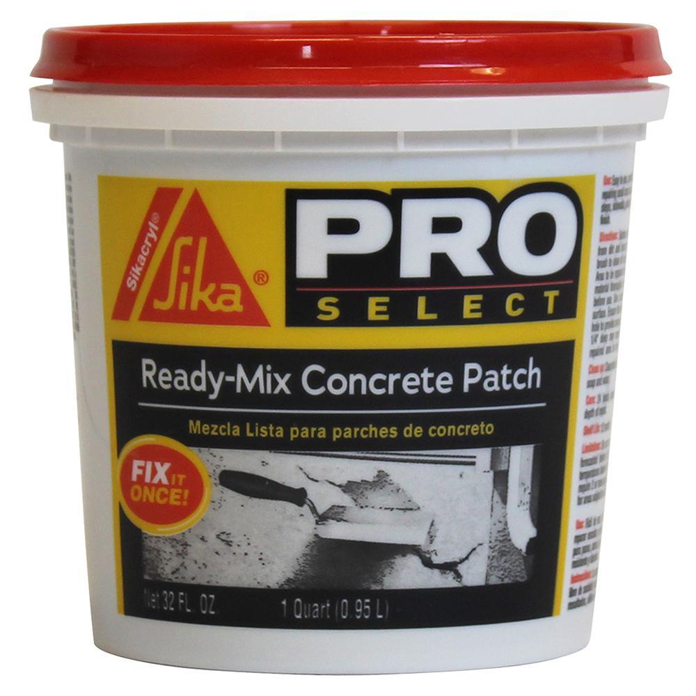 1 Qt. Ready-Mix Concrete Patch Repair