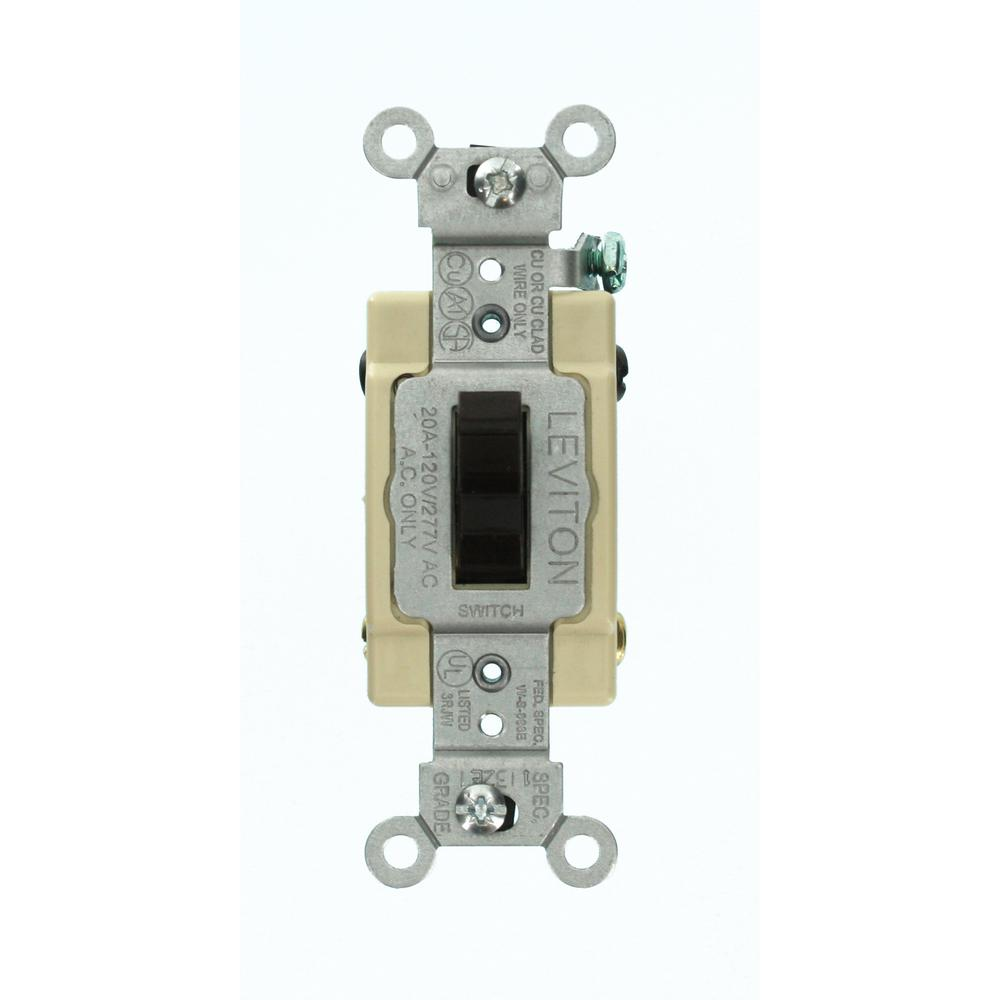 brown-leviton-light-switches-1224-s-64_1000  Way Switch Home Depot on