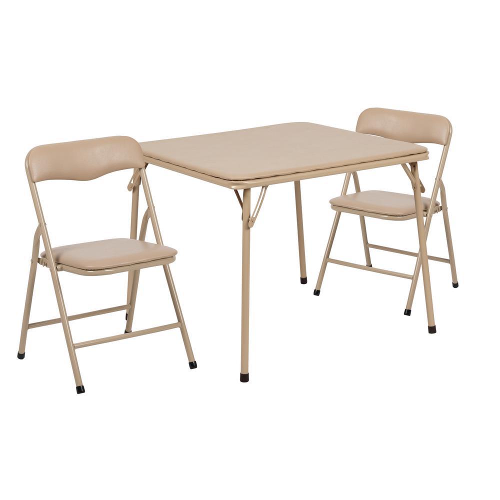 Tan Kid's Table