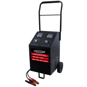SPEEDWAY 100 Amp Rolling Battery Charger by SPEEDWAY