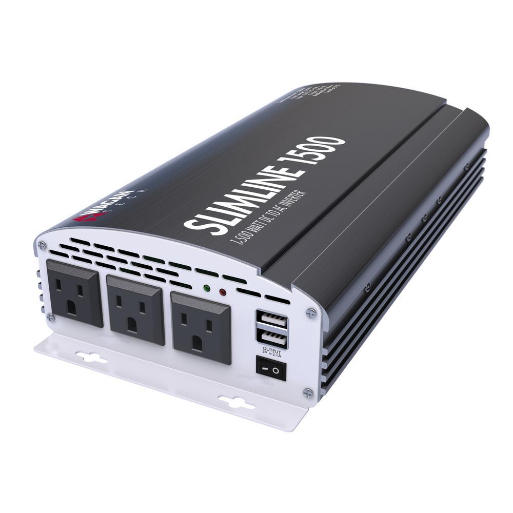 Pro Line 1500-Watt/3000-Watt Inverter