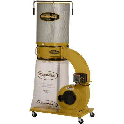 PM1300TX-CK 1.75HP 1PH Dust Collector with 2M Canister Kit