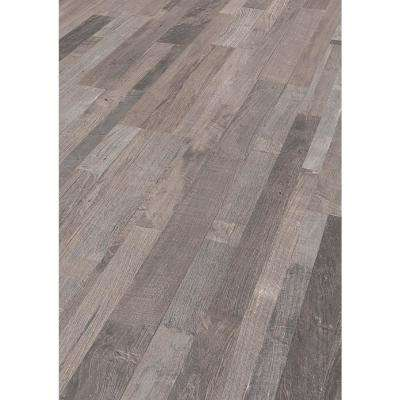 Seaford Teak 8 mm Thick x 8.03 in. Wide x 47.64 in. Length Laminate Flooring (21.26 sq. ft. / case)