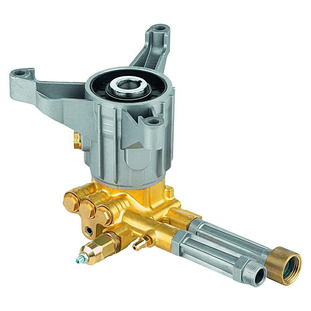Axial Radial Drive Pump