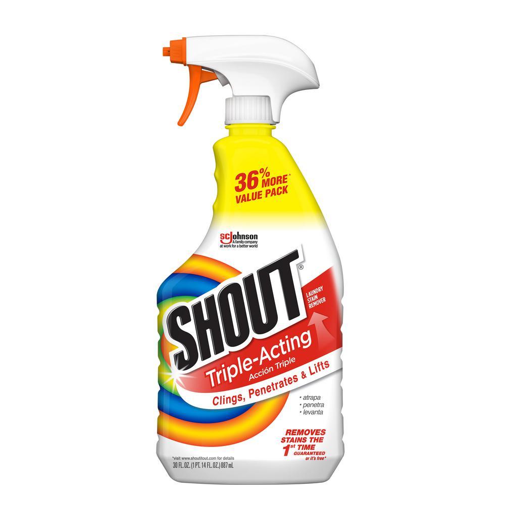 30 fl. oz. Triple-Acting Stain Remover Spray