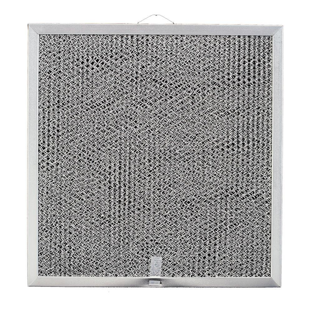 Broan-NuTone QT20000 Series Range Hood Non-Ducted Charcoal Replacement Filter