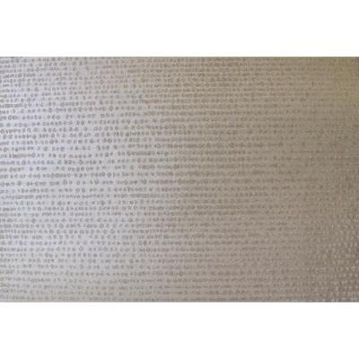 Myth Champagne Beaded Texture Wallpaper