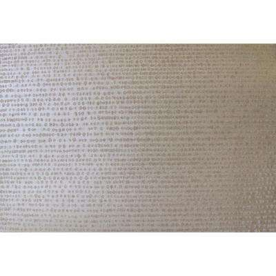 Myth Champagne Beaded Texture Wallpaper Sample