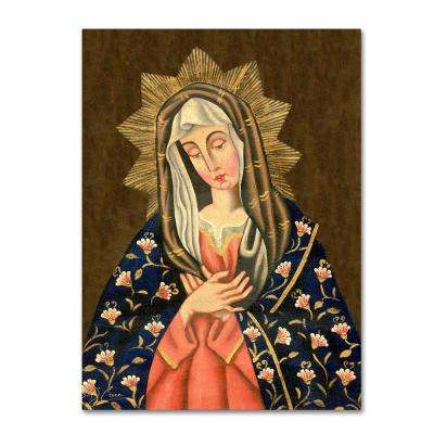 "47 in. x 35 in. ""The Virgin II"" by Masters Fine Art Printed Canvas Wall Art"