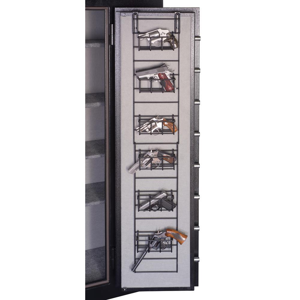 diy storage pictures room gun stack safe bookcase door secret doors on organizer