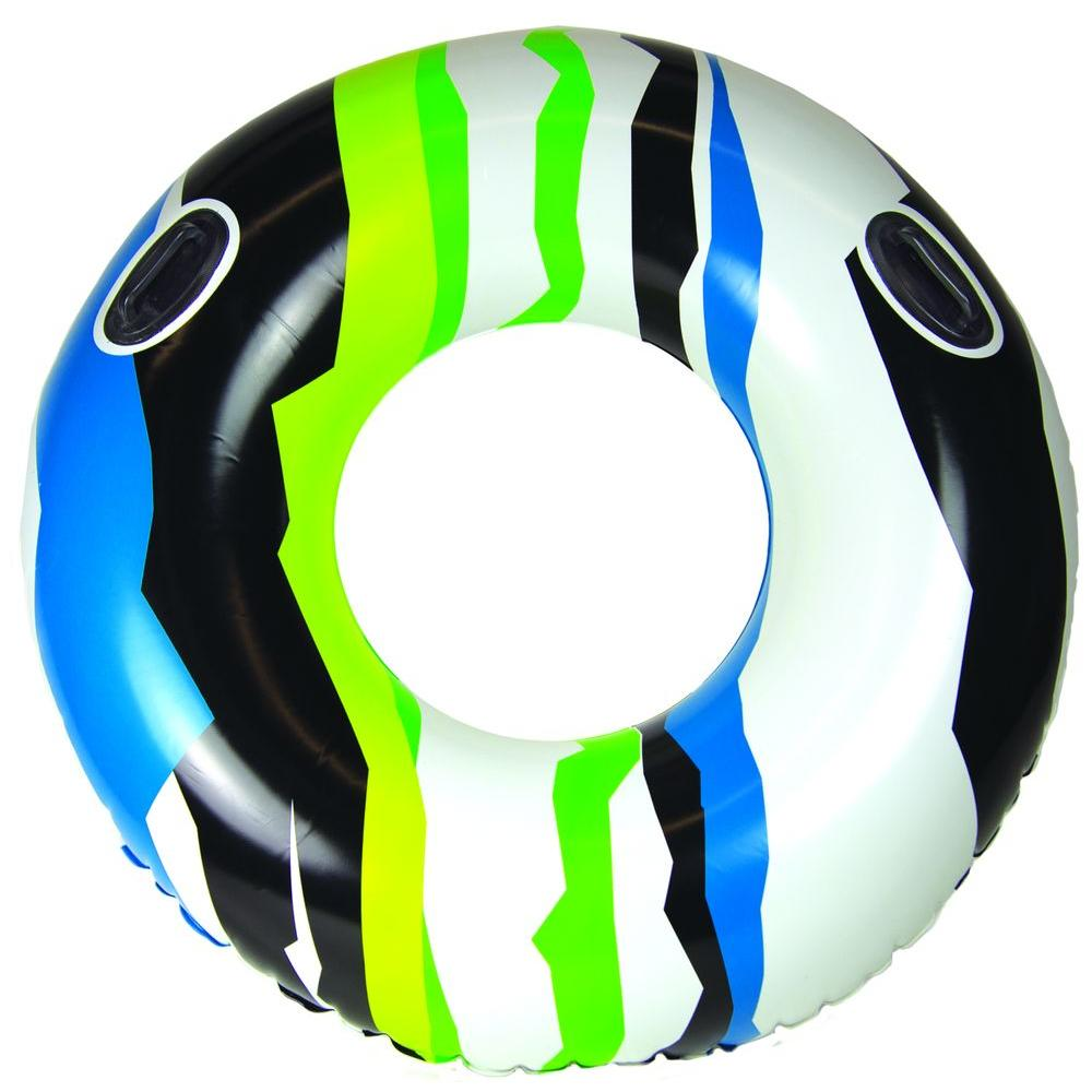 54 in. Riptide Sport Tube in Blue