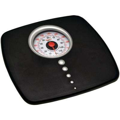 Mechanical Digital Scale in Black
