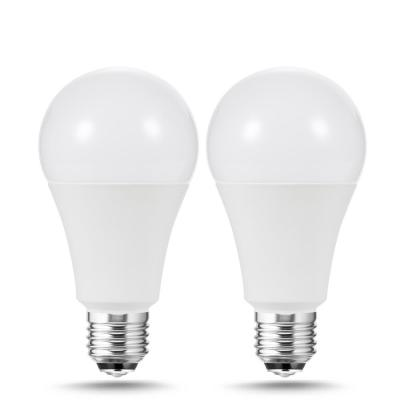 50/100/150-Watt Equivalent A21 3-Way LED Light Bulb in Bright White (2-Pack)