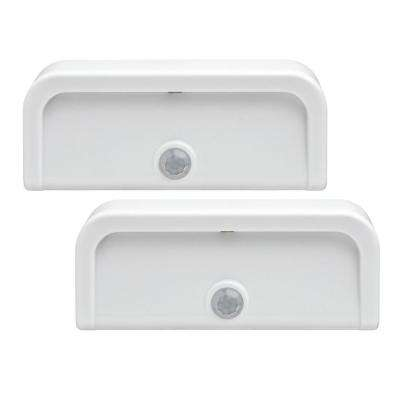 Mini Stick Anywhere Motion Activated Night Light (2-Pack)