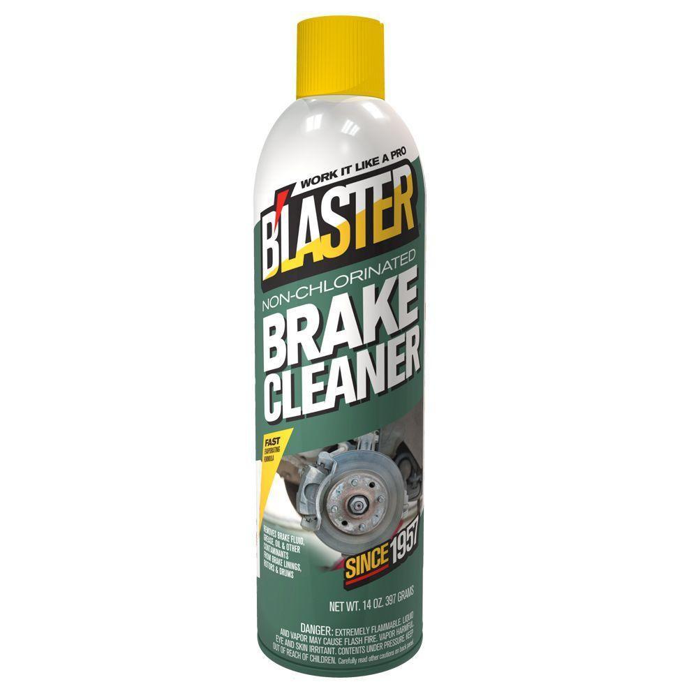 Blaster 14 oz. Net with Brake Cleaner