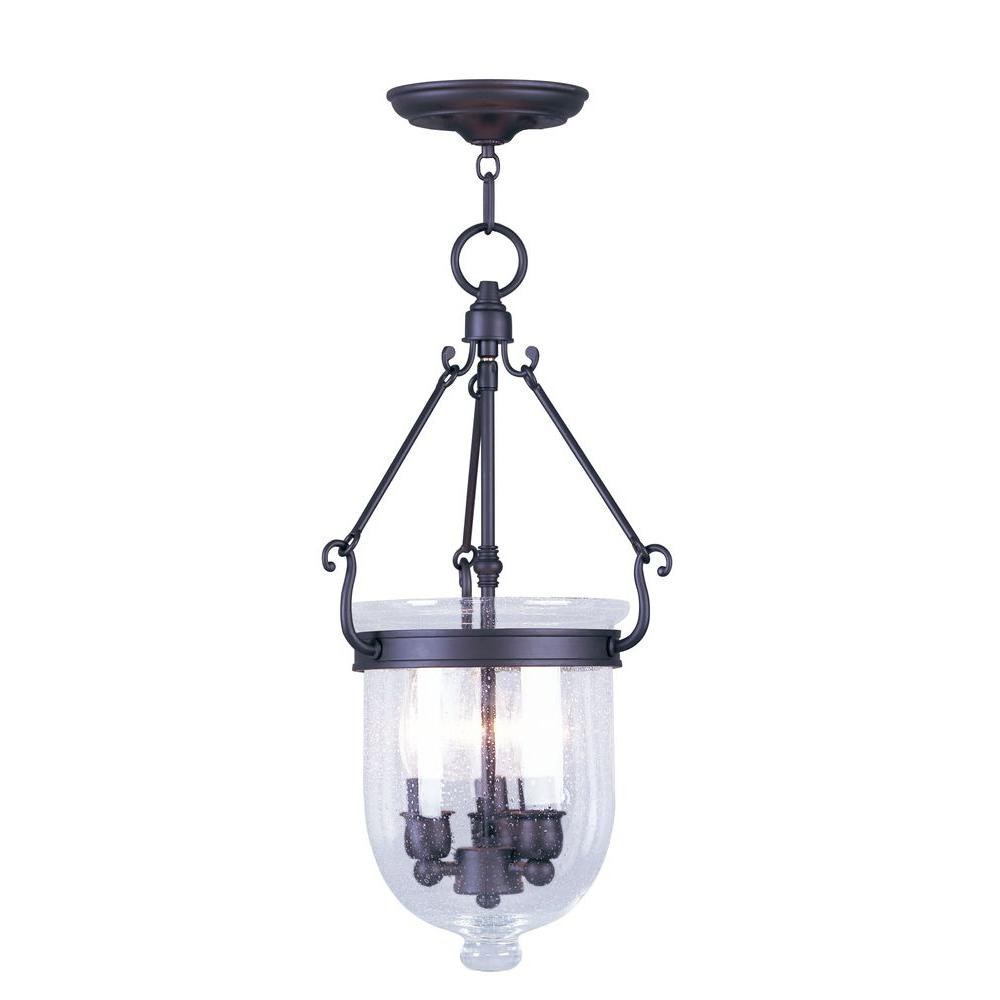 livex lighting providence 3 light bronze incandescent