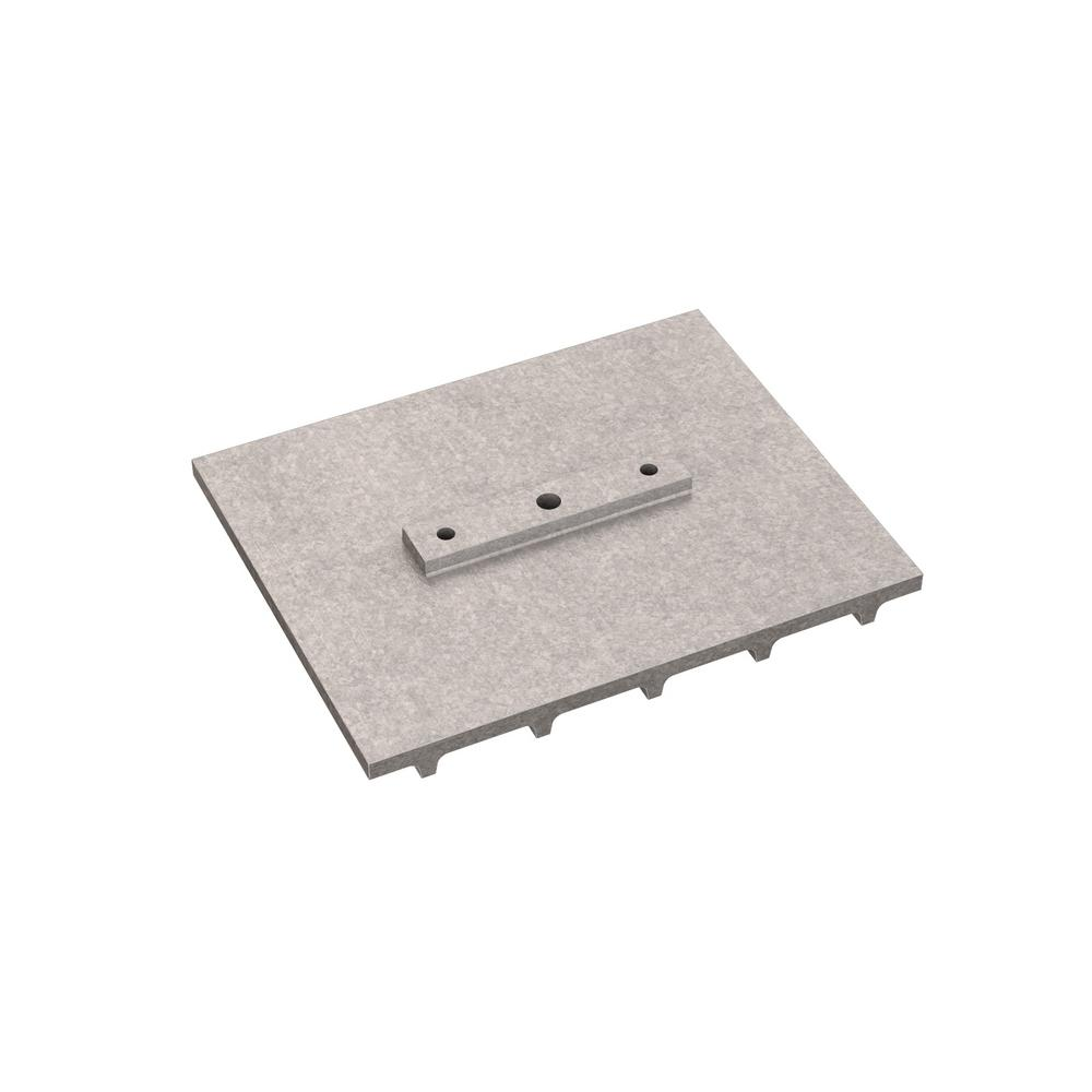 Walking The Ramp For Home Decor Ideas: Bon Tool 10 In. X 8 In. Straight Aluminum Wheelchair Ramp