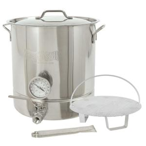 Bayou Classic 6-Piece Home Brew Kettle Kit by