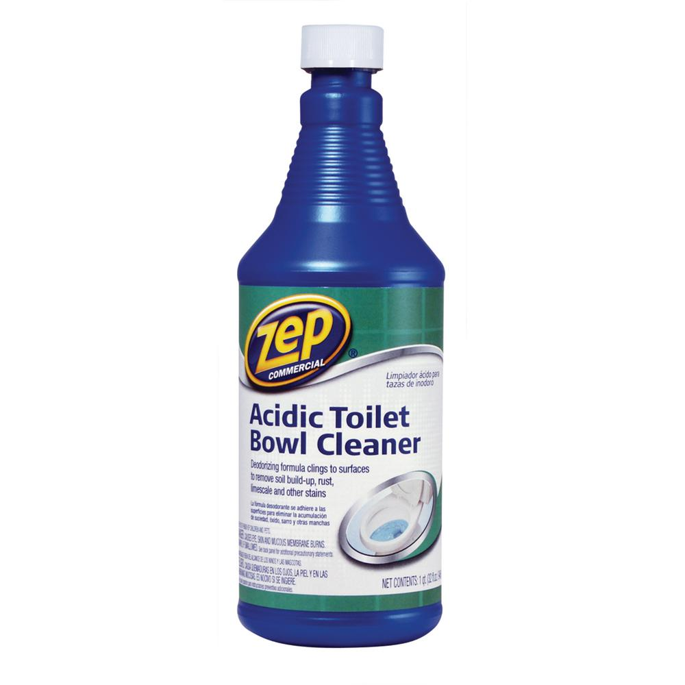 Reviews For Zep 32 Oz Acidic Toilet Bowl Cleaner Zuatb32 The Home Depot