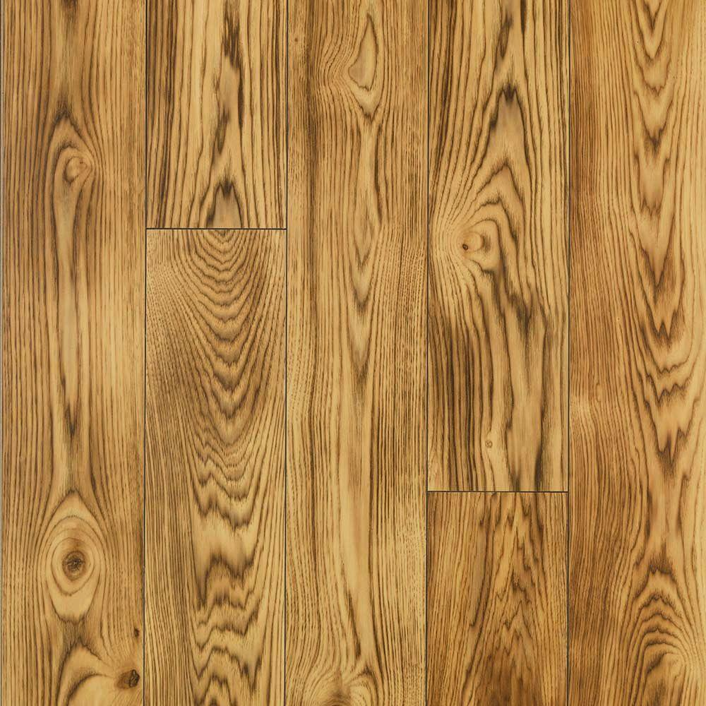 Pergo Flooring Xp Smoked Hickory 10 Mm Thick X 6 1 8 In