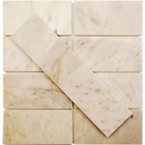 Ivy Hill Tile Crema Marfil 3 In X 6