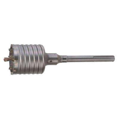2-5/8 in. x 17 in. x 22 in. SDS-max Carbide Rotary Hammer Core Bit for Masonry and Concrete Drilling