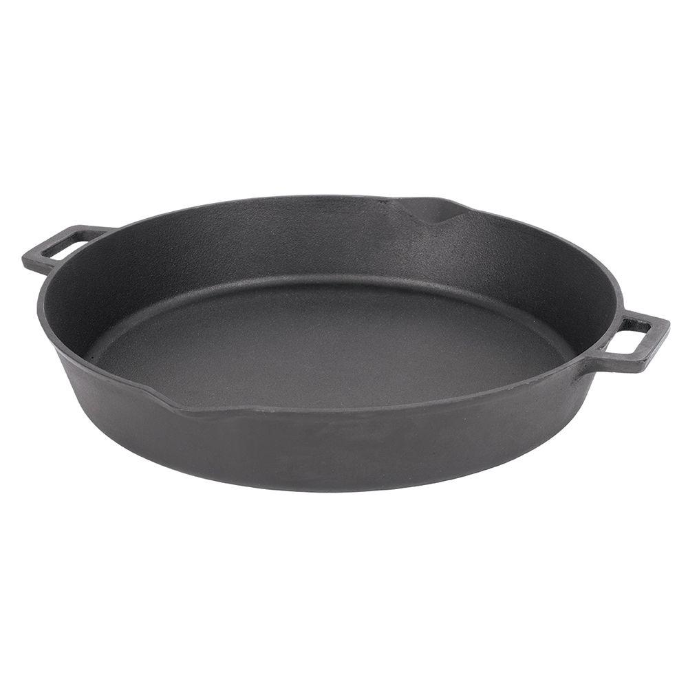 Bayou Classic 16 in. Cast-Iron Skillet