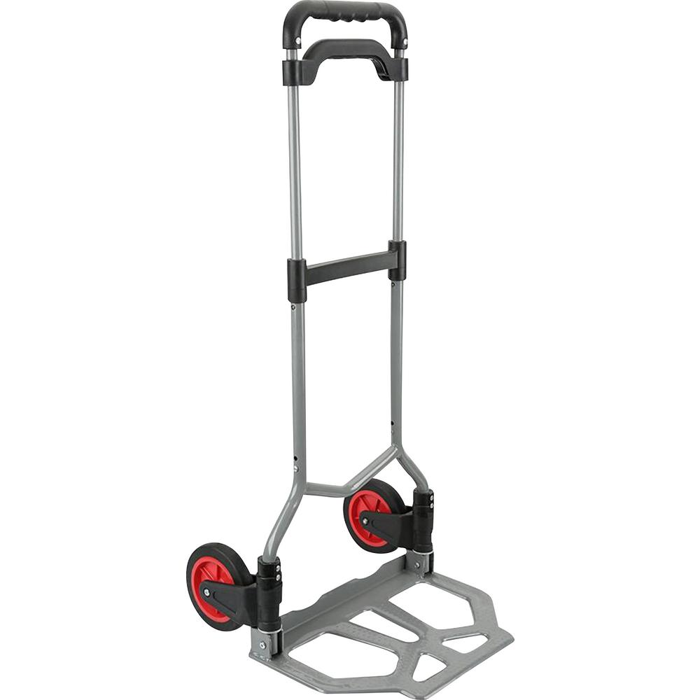 OLYMPIA 250 lbs. Capacity Pack-N-Roll Folding Hand Truck