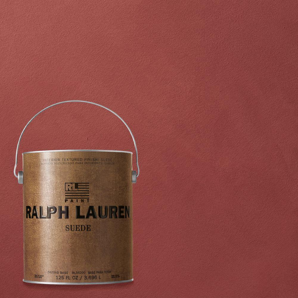 Ralph Lauren 1 gal. Santa Fe Sunset Suede Specialty Finish Interior Paint